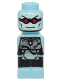 Minifig No: 85863pb105  Name: Microfig Batman Mr. Freeze