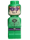 Minifig No: 85863pb108  Name: Microfig Batman Riddler