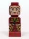 Minifig No: 85863pb113  Name: Microfigure Lord of the Rings Haldir