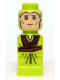 Minifig No: 85863pb114  Name: Microfig Lord of the Rings Legolas