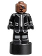 Minifig No: 90398pb005  Name: Nick Fury Statuette