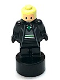 Minifig No: 90398pb015  Name: Draco Malfoy Statuette / Trophy (71043)