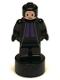 Minifig No: 90398pb023  Name: Professor Severus Snape Statuette / Trophy