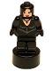 Minifig No: 90398pb026  Name: Bellatrix Lestrange Statuette / Trophy