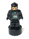 Minifig No: 90398pb036  Name: Slytherin Student Statuette / Trophy #1, Flesh Face