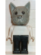 Minifig No: Fab4g  Name: Fabuland Figure Dog
