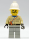 Minifig No: adv003  Name: Baron Von Barron with Pith Helmet