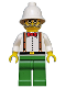 Minifig No: adv006  Name: Dr. Charles Lightning