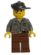 Minifig No: adv012  Name: Max Villano
