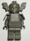 Minifig No: adv045  Name: Dragon Fortress Guardian - Bat Helmet, Armor