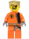Minifig No: agt007  Name: Gold Tooth