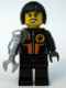 Minifig No: agt016  Name: Claw-Dette