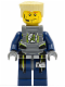 Minifig No: agt021  Name: Agent Swipe