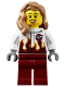 Minifig No: air053  Name: Airport - Stunt Pilot Female