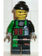 Minifig No: alp003  Name: Crunch