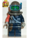 Minifig No: alp010  Name: Flex, Mission Deep Sea
