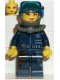 Minifig No: alp014  Name: Cam with Scuba Tank
