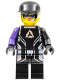 Minifig No: alp028  Name: Radia, Alpha Team Arctic