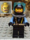 Minifig No: aqu020  Name: Aquaraider Diver 6