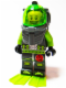 Minifig No: atl002  Name: Atlantis Diver 2 - Bobby with Flippers