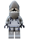 Minifig No: atl004  Name: Atlantis Shark Warrior