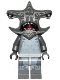 Minifig No: atl017  Name: Atlantis Hammerhead Warrior