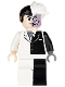 Minifig No: bat004a  Name: Two-Face with Plain White Hips