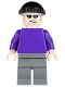 Minifig No: bat007  Name: The Joker's Henchman
