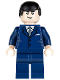 Minifig No: bat013  Name: Bruce Wayne - Dark Blue Suit