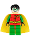 Minifig No: bat025  Name: Robin - Short Hair