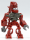 Minifig No: bio003  Name: Bionicle Mini - Piraka Hakann