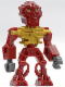 Minifig No: bio005  Name: Bionicle Mini - Toa Inika Jaller