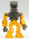 Minifig No: bio007  Name: Bionicle Mini - Toa Inika Hewkii