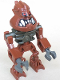 Minifig No: bio010  Name: Bionicle Mini - Piraka Avak
