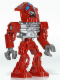 Minifig No: bio016  Name: Bionicle Mini - Barraki Kalmah