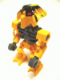 Minifig No: bio018  Name: Bionicle Mini - Toa Mahri Hewkii