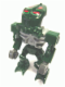 Minifig No: bio020  Name: Bionicle Mini - Toa Mahri Kongu