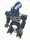 Minifig No: bio021  Name: Bionicle Mini - Toa Mahri Hahli