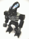 Minifig No: bio022  Name: Bionicle Mini - Toa Mahri Nuparu