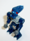 Minifig No: bio023  Name: Bionicle Mini - Barraki Takadox