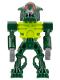Minifig No: bio026  Name: Bionicle Mini - Barraki Ehlek