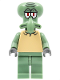 Minifig No: bob020  Name: Squidward - Modified Head