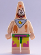 Minifig No: bob030  Name: Patrick - Bib, Ice Cream Splotches