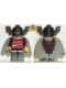 Minifig No: cas022  Name: Fright Knights - Bat Lord with Cape