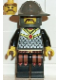 Minifig No: cas039  Name: Knights' Kingdom I - Knight 2, no Quiver