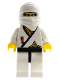 Minifig No: cas058  Name: Ninja - Princess, White