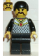 Minifig No: cas204  Name: Blacksmith II