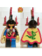 Minifig No: cas219  Name: Dragon Knights - Dragon Master, Red Plumes, Dragon Cape