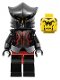 Minifig No: cas256  Name: Knights Kingdom II - Shadow Knight Vladek
