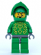 Minifig No: cas263  Name: Knights Kingdom II - Rascus without Armor, Printed Torso